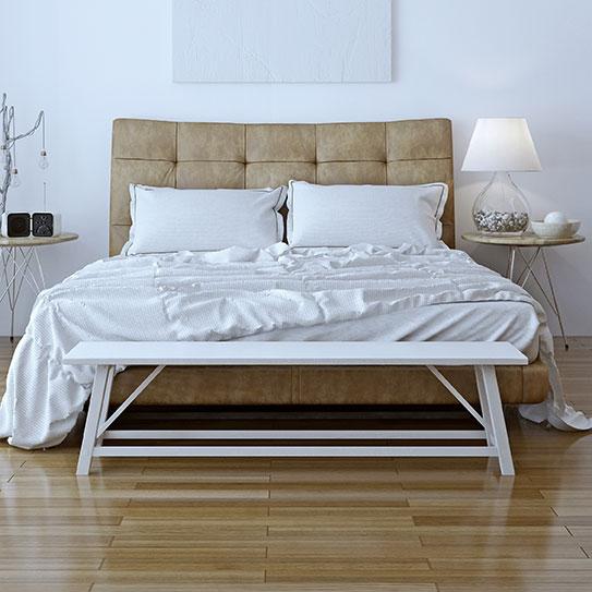 laminate-bed